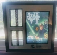 Star Wars Cinematic Collectables Photo/Film Strips Edmonton, T5R 4X1
