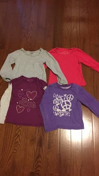 Girls tops/clothes - size 5/6 Mississauga, L4Z 0B4
