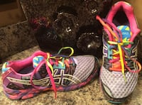 Asics multicolored running shoes Calgary, T2J 1V6