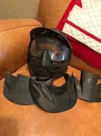 Paintball mask Paola, 66071