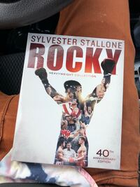 Rocky Movie Collection W/ Posters (negotiable )  Kissimmee, 34743