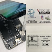 Phone battery repair