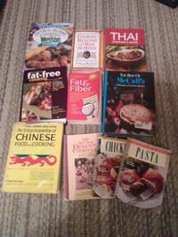 10 cooking books Rock Hill
