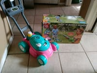 baby's multicolored activity walker El Paso, 79924