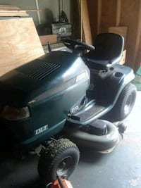 gray and black Craftsman ride on mower Winchester, 22603