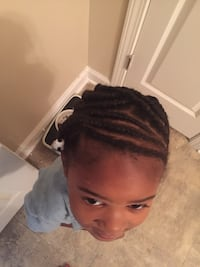 Free Style Braids and beads