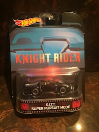 Hotwheels retro knight rider super pursuit mode