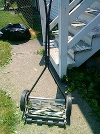 gray and black reel mower Chicago, 60620