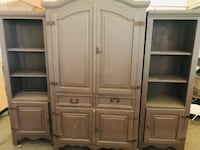 Hand Crafted Wooden Cabinet Set West Valley City, 84120