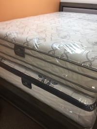 QUEEN SIZE MATTRESS.      +.   SERTA DOUBLE PILLOW TOP BRAND NEW WE FINANCE NO CREDIT NEEDED $40 DOWN PAYMENT  Providence, 02907