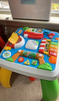 Toys fisher price activity table Yorktown, 23693