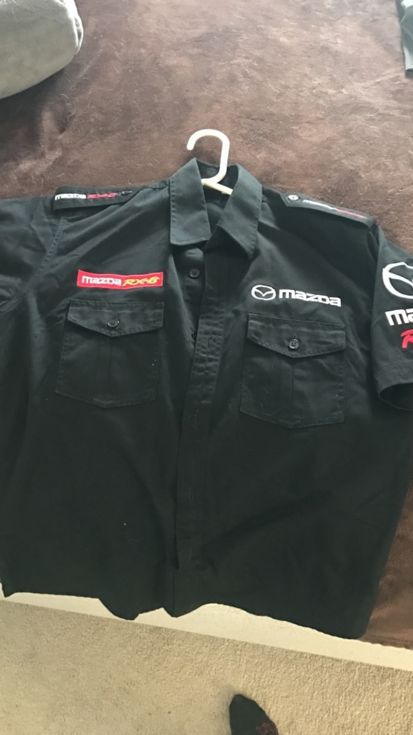 Used Mazda RX8 mechanic shirt for sale in Colorado Springs - letgo 63672e15c166