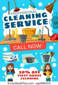 House cleaning McMinnville