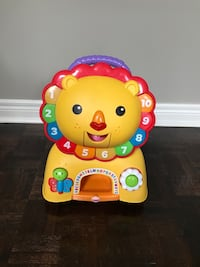 Fisher Price 3 in 1 sit, stride & ride lion Bolton, L7E 1V5