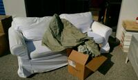Ikea EKTORP Sofa Bed London, N6J 2N7