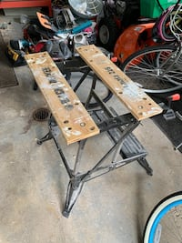 Black and decker Workmate bench 225