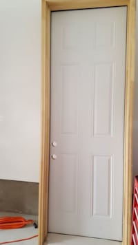 NEW Insulated Steel Door