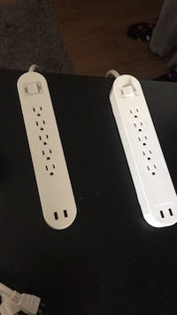 Koppla Power Bar with 5 outlets and 2 USB Ikea Brampton, L6V 2Z5