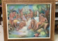 Haitian paintings Toronto
