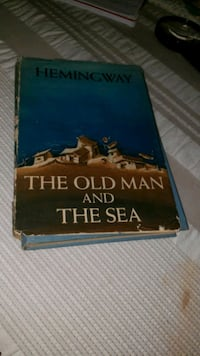 EARNEST HEMINGWAY THE OLD MAN AND THE SEA