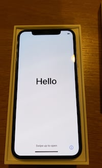 iPhone X 256 GB Unlocked in flawless condition Ashburn, 20147