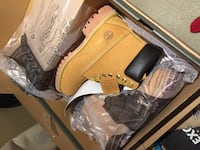 timberland boots Montreal, H2R 2P4