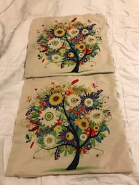 Floral pillowcases $10 for both .. new. Jackson, 08527