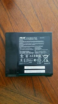 Laptop Battery compatible with Asus G74SX Allentown, 18103