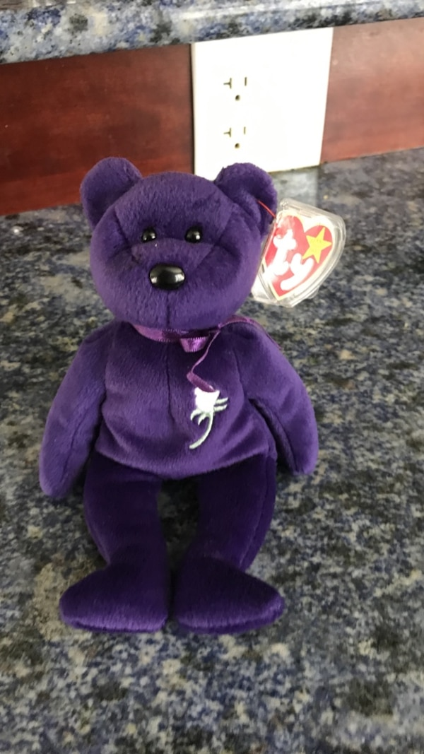 460db788170 Used RAREST BEANIE BABY PRINCESS DIANA TY BEANIE BABY CHEAP PRICE for sale  in Northbrook - letgo