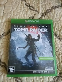 Rise of the tomb raider xbox one Мытищи, 141009