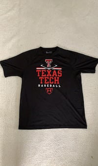 Texas Tech Baseball Shirt