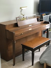 Baldwin Acrosonic Upright Piano  Ashburn, 20147