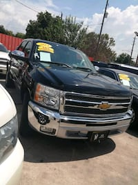 2013 Chevrolet Silverado 1500 Houston