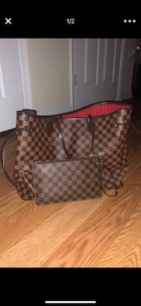 Louis Vuitton Mm purse and wallet