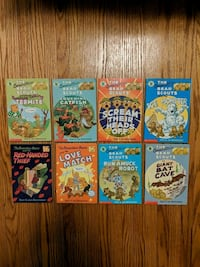 Berenstain Bear Novel Collection Toronto, M2M 3W2