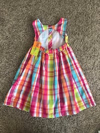 Girls summer dress (brand new)