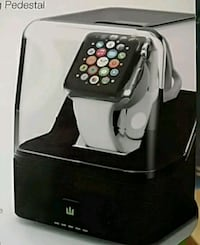 Charging station for Apple watch