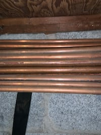 1/2 in. x 10 ft. Copper Type L Pipe Wayne, 07470