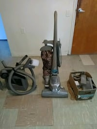 black and gray upright vacuum cleaner Louisville, 40202