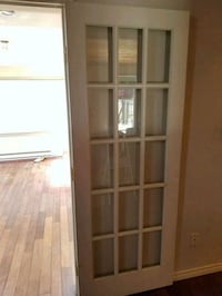 Two 15 light French doors Surrey, V3T 1H9