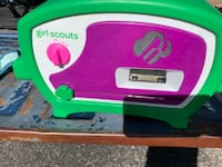 Girl Scout brownie/ cookie maker