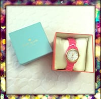 Kate Spade Skyline in Seaport pink watch Columbia, 21044