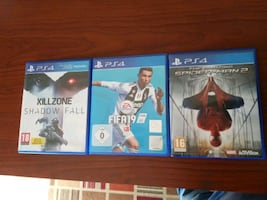 Spiderman killzone fifa 19 ps4 oyun GTA 5 Takas olur.