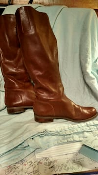 Pure leather riding boots Richmond
