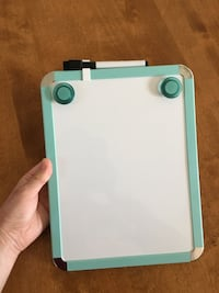 Dry erase board with magnets  Palatine, 60074