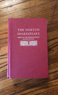 The Norton Shakespeare 2nd Edition Columbus, 43205