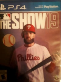 MLB the show 19 for PS4 Mississauga, L5N