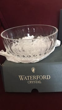 Crystal bowl Everett, 02149