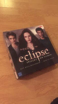 The Twilight Saga Eclipse Spillet om Filmen