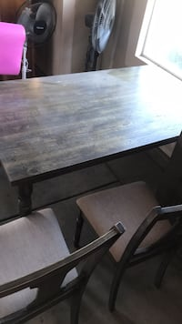Table and 6 chairs Ripon, 95366